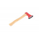 Kitchen axe 600 g red