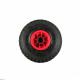 Wheel + tyre small 3.00 - 4