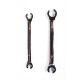 Brake spanner 2 pieces metric