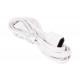 Extension cord 10 m flat 2x0.75 bellson