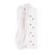 Extension socket 4 watt + 1.5 m 2x1 bellson