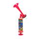 Air horn set with hand pump mini
