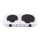 Cooking plate double 155 mm + 185 mm