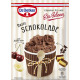 Dr. Oetker eispulver chocolate 116g