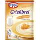 Dr.Oetker sm grits porridge vanilla bag