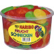 Haribo fruit snails 150 pcs