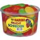 Ślimaki z owoców Haribo 150 szt