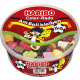 Haribo color-rado round can 1kg tin