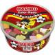 Haribo color-rado round can 1kg blik