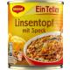 Maggi lentil pot 1t 310ml can