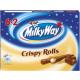 milky way crisp rolls 150g