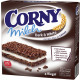 Schwartau corny milk dark + whi4x30g