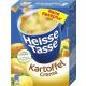 erasco hot cup of potato cream.