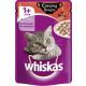 Whiskas 1 + creamy soups beef 85g