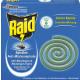 raid anti mosquito spiral