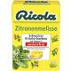 Ricola without sugar lemon balm 50g