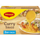 Maggi curry sauce 2x0,25l