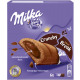 milka crunchy break choc 156g