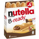 Ferrero nutella b-ready 6er 132g
