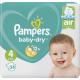 pampers baby dry gr.4 34er