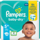 pampers baby dry size 5 + 29er