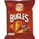 lays bugles paprika 100g bag