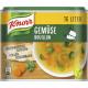 Knorr vegetable bouillon 16ltr can