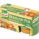 Knorr Bouillon pure vegetable 6er