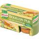 Knorr Bouillon pure delicacy.6er