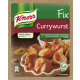 Knorr fix currywurst 36g bag