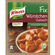 Knorr fix sausage gula.32g bag
