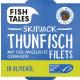 FishTales sj. Tuńczyk w oliwie 142g puszka