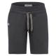 Ladies Sweat Shorts, anthracite