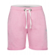 Ladies Sweat Shorts, rose melange, size XL