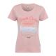 Women's T-Shirt Beach Cruiser, rose
