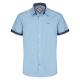 Shirt à manches courtes pour hommes