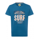 Men's T-Shirt Gold Coast, blue, round neck
