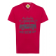 Men's T-Shirt Great Ocean Road, Red, V-neck
