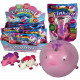 Diversión unicornio bola globo - en la Display