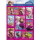 Funny frozen stickers