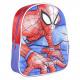 Spiderman - ryggsäckskola 3, röd
