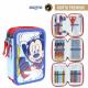 Mickey - Gefülltes Federmäppchen Triple Giotto Pre