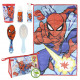 SPIDERMAN - travel set toiletbag, red