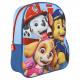 PAW PATROL - kids backpack 3d premium teddy, blue