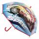 Cars 3 - Regenschirm Poe Handbuch, Marineblau