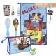 Mickey ROADSTER - trousse de toilette, bleu ciel