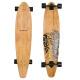 Longboard Kicktail Tuvalu Bamboo Series