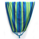 Rayas par hamaca; azul / verde