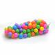 Bälleset 100 piezas para piscina de bolas
