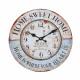 Wall Clock - Woondecoratie, Ø: 34 cm
